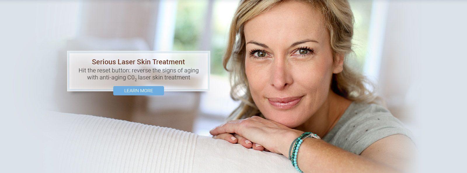 Serious Laser Skin Treatment